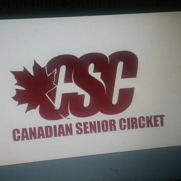 Canadian Seniors Cricket Association - CSCA