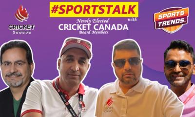 Cricket Canada, New Board, New Beginning | July 6 | SPORTSTALK