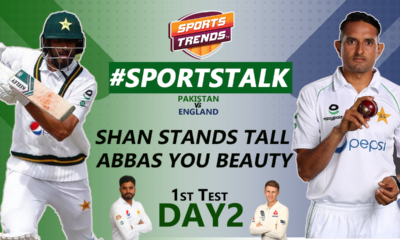 Post Match with Dr. Tariq Raz | Pakistan vs England - 1st Test Day 2 | Shan stands tall | Aug. 6