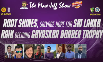Rain deciding Gavaskar Border trophy Root shines, hope for SriLanka|AUS v IND|SriLanka V Eng|Jan. 16