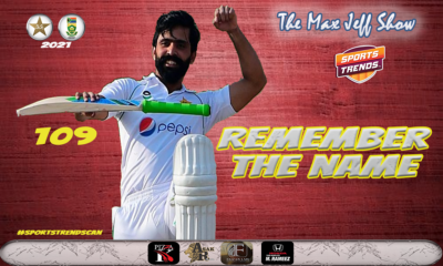 Remember The Name   PAK v South Africa   Day 3   Cricket Test 2406   Jan. 27   #MaxJeffShow