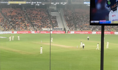 Ind vs Eng: Ahmedabad pitch is a nightmare for batsmen
