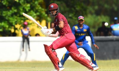 WI vs SL, 1st ODI: Shai Hope makes a pile of records
