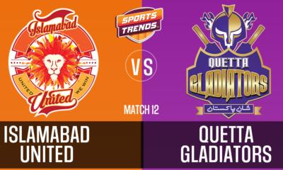 PSL بیٹھک Baithak | Islamabad United vs Quetta Gladiators - Pre Match | Match 12 | EP 11 | IUvQG
