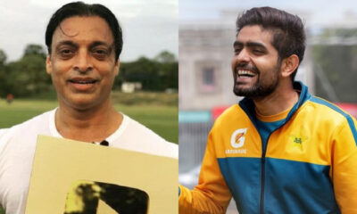 Shoaib Akhtar tells Babar Azam to resign from his captaincy