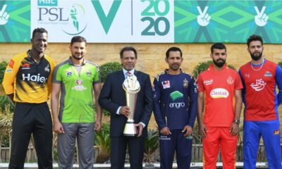 PSL 2021 updated squads and schedule