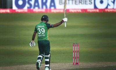 RSA vs Pak 2nd ODI: Milestones achieved by Fakhar Zaman