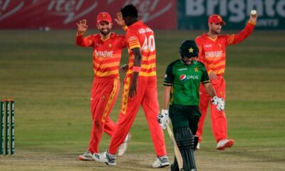 Pak vs Zim Complete Schedule and Squads