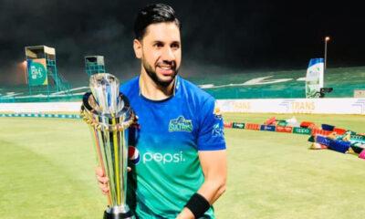 Imran Khan Snr - A lucky charm for 2020-21 cricket fraternity