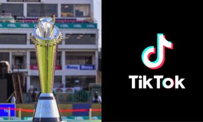 PSL partners with TikTok for season 6