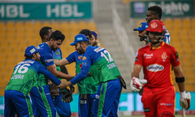 Multan Sultan reach the final for the first time in PSL history