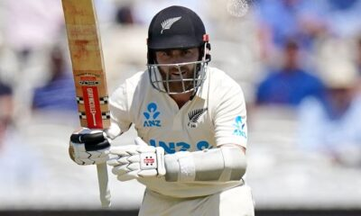 Kane Williamson ruled out of NZ vs Eng 2nd Test