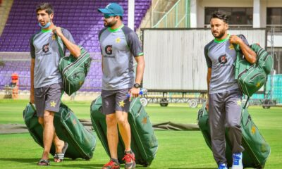 The purpose of the National Test Cricketers' camp at NSK