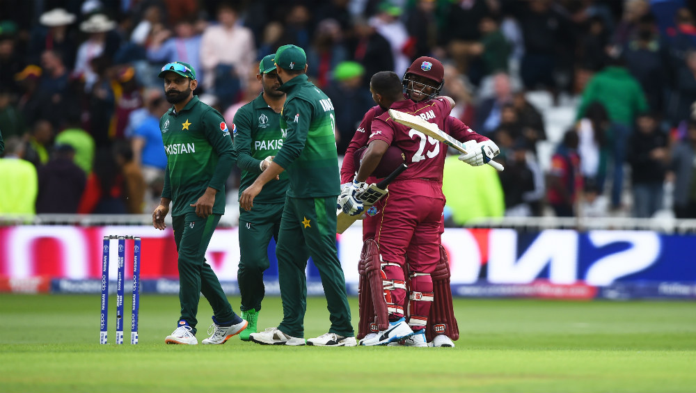 Pak vs WI T20I series: Number of matches reduced