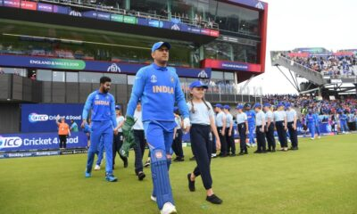 Conflict over Dhoni's appointment as India T20 World Cup mentor