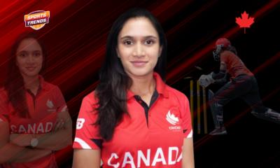 Maliha Baig - Canadian Women Cricketer