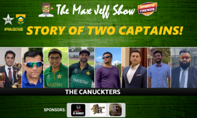 Story of 2 Captains | PAK v South Africa|Cricket Test 2408|Jan. 26 #MaxJeffShow