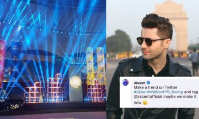 Akcent asks to create a trend to get next PSL anthems