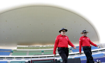 Match officials for PSL 6 announced