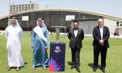 T20 World Cup 2021 trophy launched