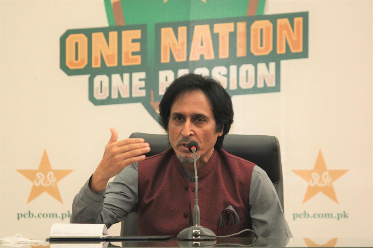 Ramiz Raja opens up on Ind vs Pak series